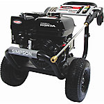 Simpson PowerShot Gas Pressure Washer with Honda GX 200 Commercial Engine