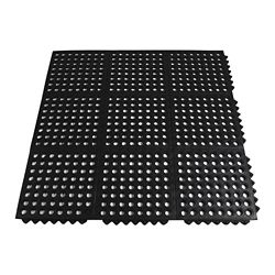 Shop 3 ft. X 3 ft. X 1/2 in. Interlocking Wash Rack Mat at Tractor Supply Co.