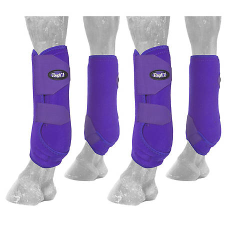 Tough-1 Extreme Vented Sport Boots Set
