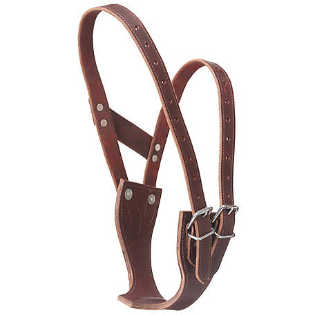 Tough-1 Premium Leather Crib-Be-Gone Comfort Collar, 52-2500L-32-103
