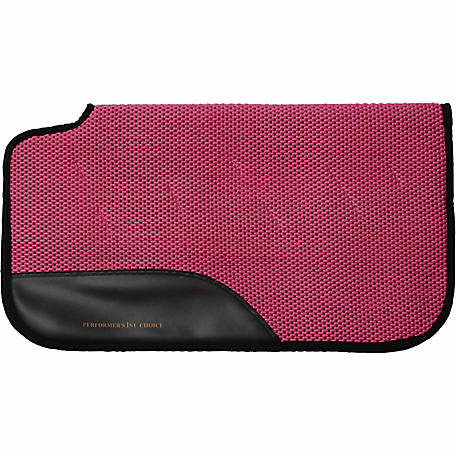Tough-1 Breathable Neoprene Shock Absorber PVC Saddle Pad