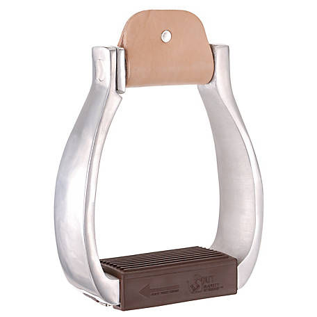 Tough-1 EZ Out Safety Stirrups