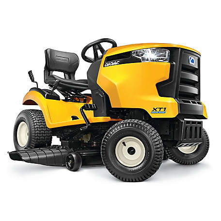 Cub Cadet XT1 Enduro Series 46 in. 22 HP V-Twin Hydrostatic Riding Mower, California CARB Compliant, 13APA1CT256