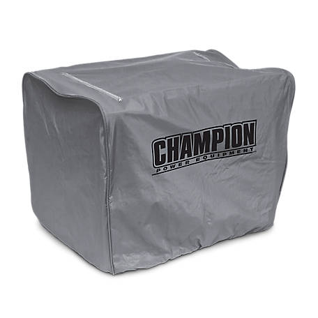 Champion Power Equipment Weather-Resistant Storage Cover for 2,800-Watt or Higher Inverter Generators, C90018