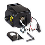 Champion Power Equipment 2,000-lb. Marine/Trailer Utility Winch Kit, 12090