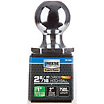 Reese Towpower InterLock Carbon Forged Hitch Ball, 2-5/16 in., 7,500 lb. Capacity, Chrome