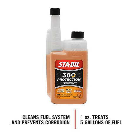 Sta-Bil 360 Protection, 32 oz., 22275