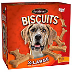 Retriever Extra Large Dog Biscuits, 15 lb.