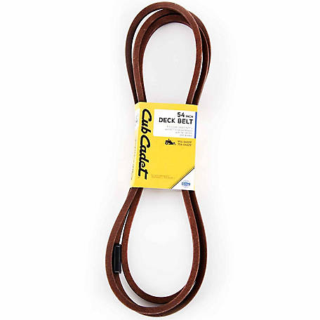 Cub Cadet 54 in. Deck Belt