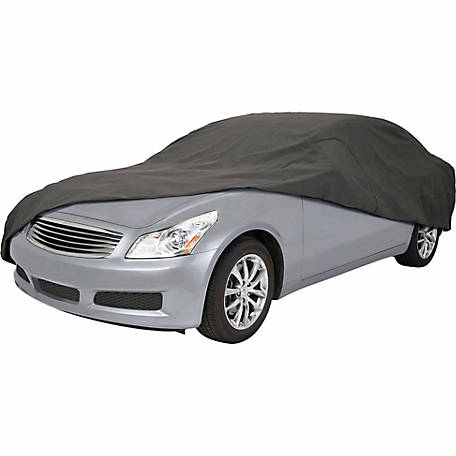 Classic Accessories PolyPro 3 Car Cover, 64 in. x 180 in. x 45 in.
