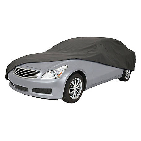 Classic Accessories PolyPro 3 Car Cover, 73-1/2 in. x 209 in. x 45 in.