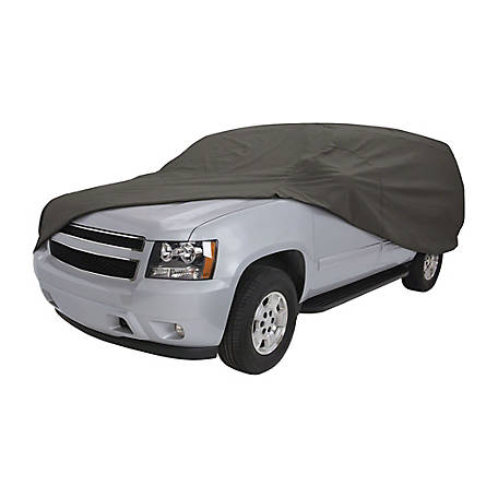 Classic Accessories PolyPro 3 SUV/Pickup Cover, 75 in. x 187 in. x 61 in.