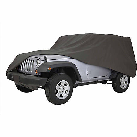 Classic Accessories PolyPro 3 Jeep Cover, 68 in. x 165 in. x 68 in.