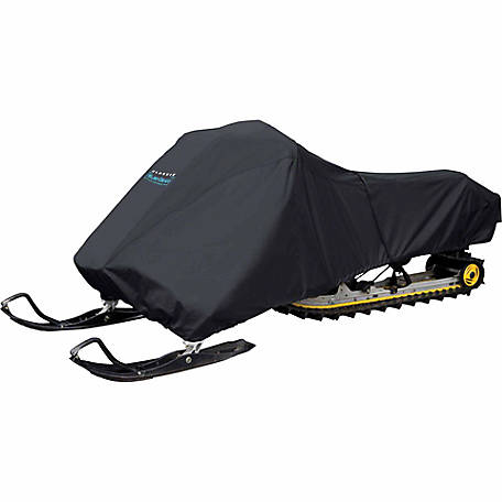 Classic Accessories Snowmobile Storage Cover, 115 in. L