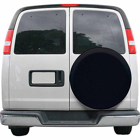 Classic Accessories Universal Spare Tire Cover, 31-1/4 in. x 31-1/4 in. x 9-1/2 in.