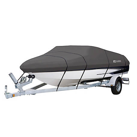 Classic Accessories StormPro Boat Cover, 98 in. W