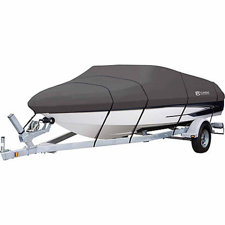 Classic Accessories StormPro Boat Cover, 106 in. W