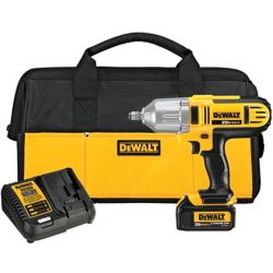 Shop 20V DeWALT Impact Wrench with Battery & Charger at Tractor Supply Co.