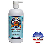 Grizzly Pet Product Pollock Oil Dog Supplement, 32 oz.
