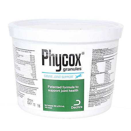 Phycox Canine Granules Supplement, 960 Grams