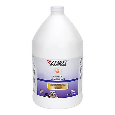 Zymox Pet Conditioning Rinse with Vitamin D3, 1 gal.
