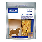 C.E.T. HEXtra Premium Chews for Dogs, X-Large, 30 ct
