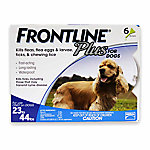 Frontline Plus Flea & Tick for Dogs, 23 to 44 lb., 6 Month