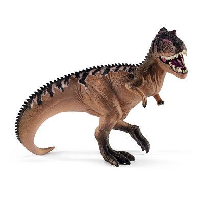 Schleich Giganotosaurus Dinosaur Figure; Orange