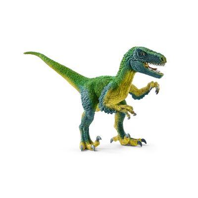 Buy Schleich Velociraptor Dinosaur Figure; Green Online