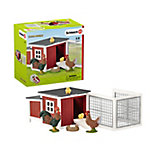 Schleich Chicken Coop Playset