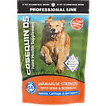 Cosequin Joint Health Supplement Plus MSM & Boswellia, Maximum Strength, Pack of 60 Tasty Soft Chews