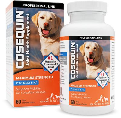 Buy Cosequin Joint Health Supplement Plus MSM; Maximum Strength; Pack of 60 Tablets Online