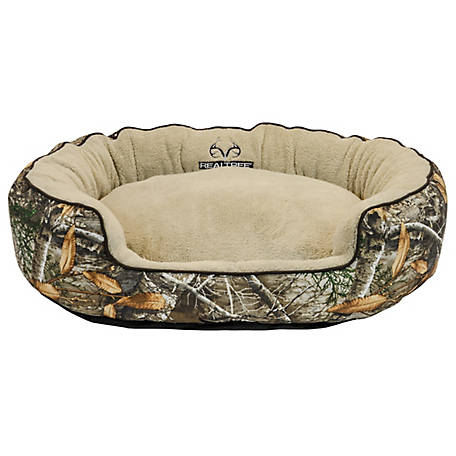 Realtree Dog Bed, Max 4 Edge Camo