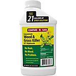 Compare-N-Save Grass & Weed Killer Concentrate, 41% Glyphosate, 32 oz., 75323