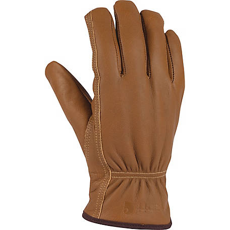 Carhartt Insulated Leather Driver Gloves