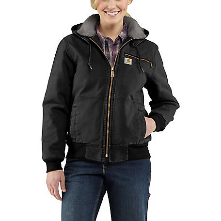 Carhartt Women's Weathered Duck Wildwood Jacket 100815