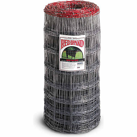 Red Brand Square Deal Field Fence, 330 ft.