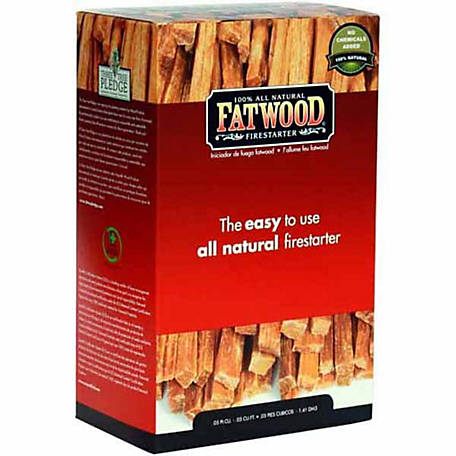 Wood Products International Fatwood Firestarters, 2 lb., 9984