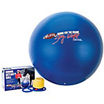 Weaver Leather Stacy Westfall Activity Ball, Blue, Medium