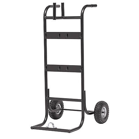 Weaver Leather Double Blower Cart, 69-5130