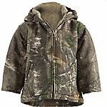 C.E. Schmidt Infant Camouflage Sherpa-Lined Insulated Hooded Jacket
