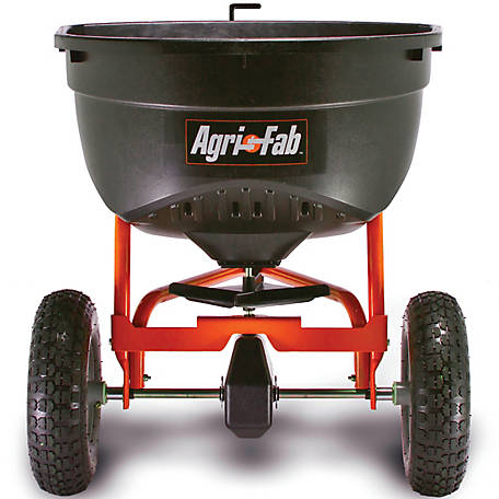 Agri-Fab 130 lb. Tow Broadcast Spreader, 45-0463