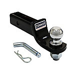 Connor Ball Mount Starter Kit with 1-7/8 in. Ball, 2 in. Drop, 3/4 in. Rise, 3,500 lb.