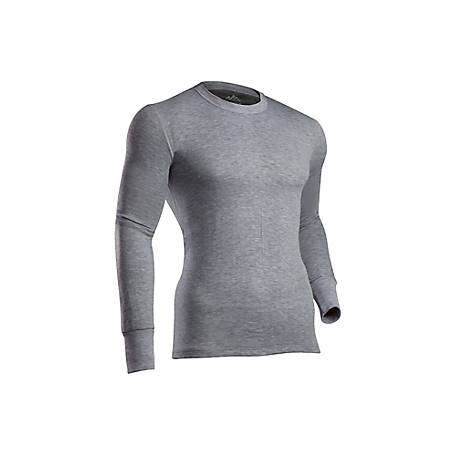 ColdPruf Men's Platinum Dual Layer Long Sleeve Crew