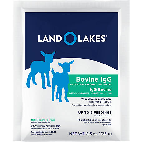 Land O'Lakes USDA Lamb and Kid Colostum, 8.3 oz.