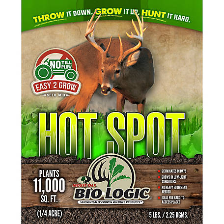BioLogic Mossy Oak Hot Spot, 5 lb., 8504