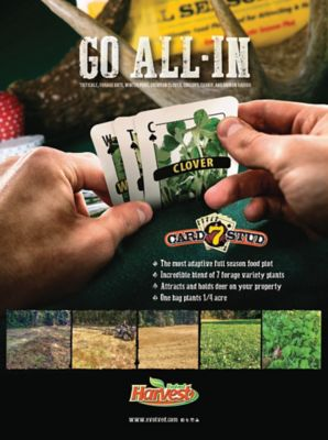 Buy Evolved Harvest 7 Card Stud Full Season Forage Online