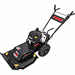 Swisher 11.5 HP 24 in. Walk Behind Rough Cut Trailcutter, CARB Compliant
