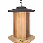 Nature's Way Cedar Triple Chamber Feeder