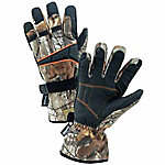 C.E. Schmidt Men's High Performance Ski Gloves with Realtree Xtra Camouflage Pattern